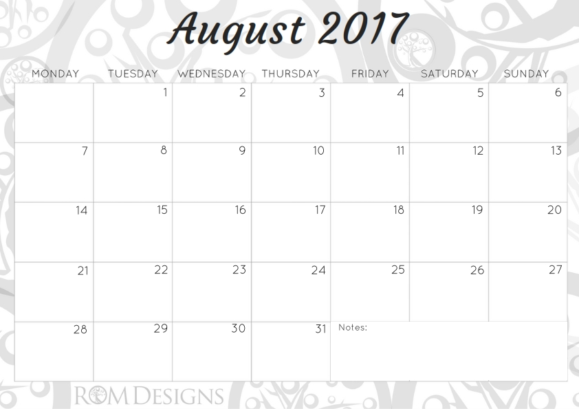 Be the first to review a4 monthly calendar 2017 cancel reply